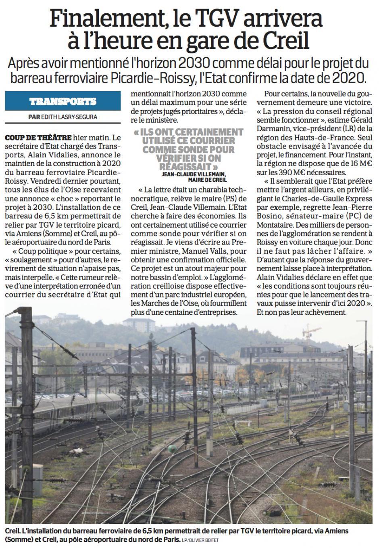20161026-LeP-Picardie-Finalement, le TGV arrivera à l'heure en gare de Creil