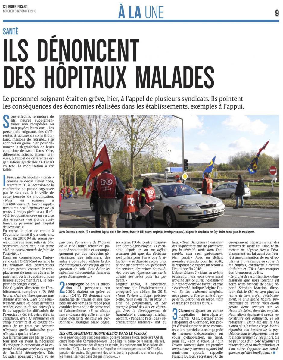 20161109-CP-Oise-Ils dénoncent des hôpitaux malades