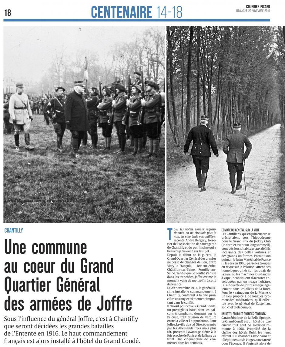 20161120-CP-Chantilly-Une commune au cœur du Grand Quartier Général des armées de Joffre