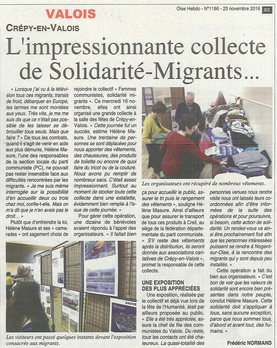 20161123-OH-Crépy-en-Valois-L'impressionnante collecte de Solidarité Migrants