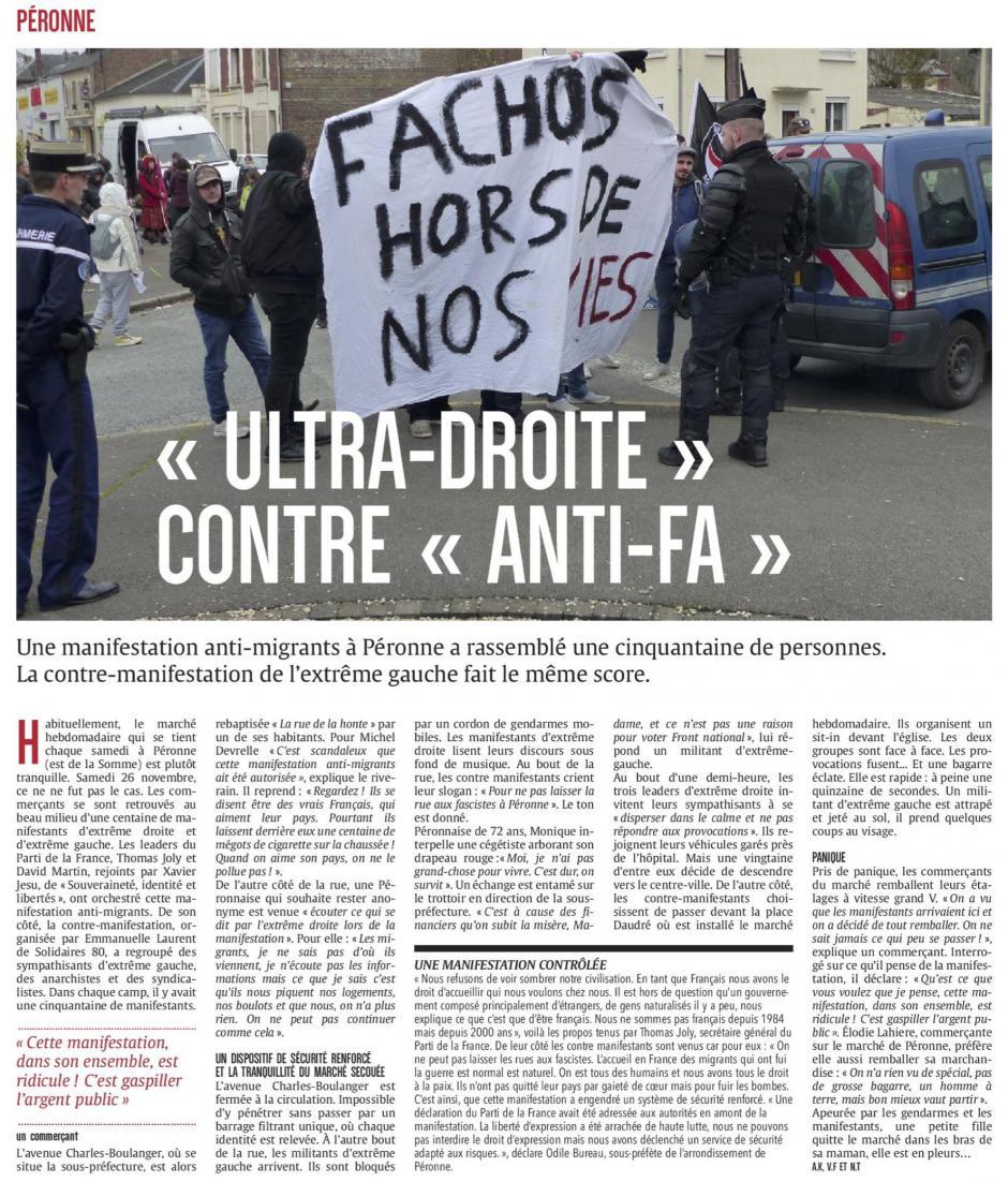 20161127-CP-Péronne-«Ultra-droite » contre « anti-fa »