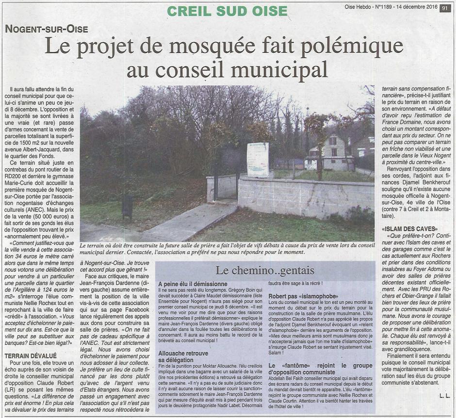20161214-OH-Nogent-sur-Oise-Le projet de mosquée fait polémique au conseil municipal