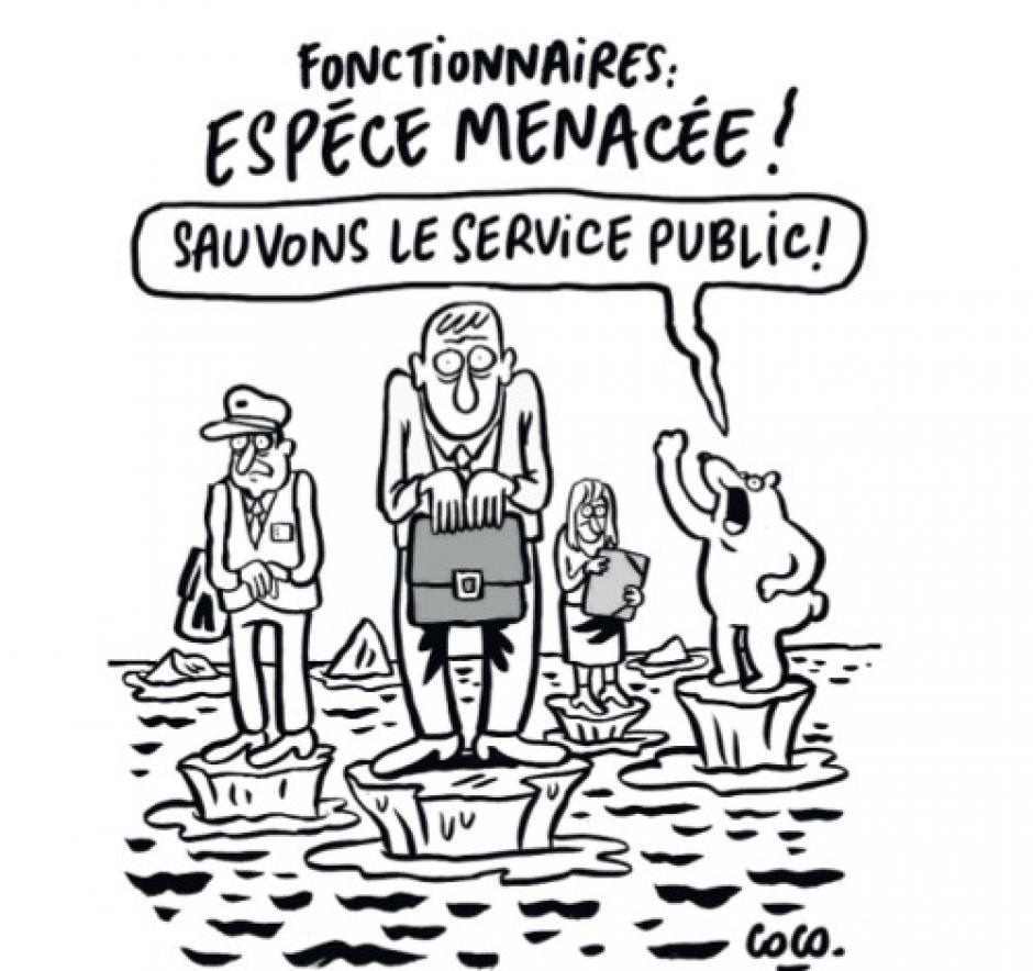 FONCTION PUBLIQUE  : LE SERVICE PUBLIC EST LE CŒUR DE LA SOCIÉTÉ DE DEMAIN