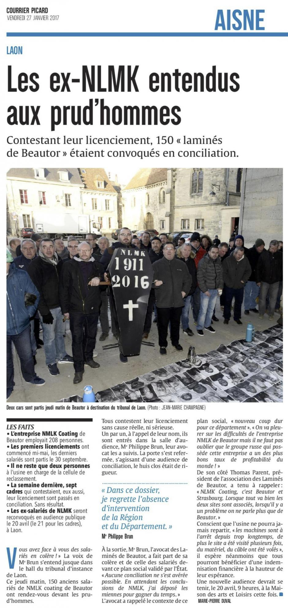 20170127-CP-Beautor-Les ex-NLMK entendus aux prud'hommes [édition Aisne]