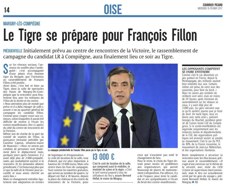20170215-CP-Compiègne-P2017-Le Tigre se prépare pour Fillon, les opposants comptent se faire entendre