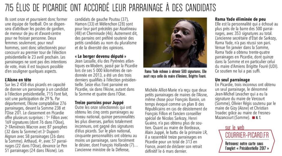 20170320-CP-Picardie-P2017-715 élus ont accordé leur parrainage à des candidats