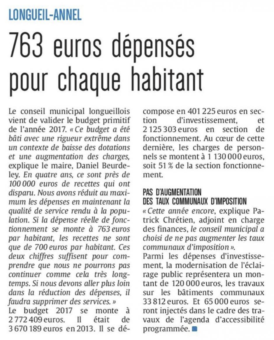 20170416-CP-Longueil-Annel-763 euros dépensés pour chaque habitant