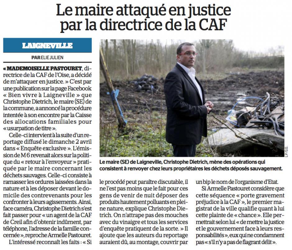 20170420-LeP-Laigneville-Le maire attaqué en justice par la directrice de la CAF