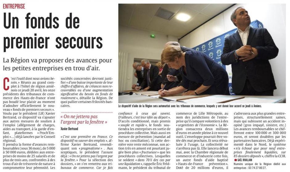 20170421-CP-Hauts-de-France-Entreprises : un fonds de premier secours