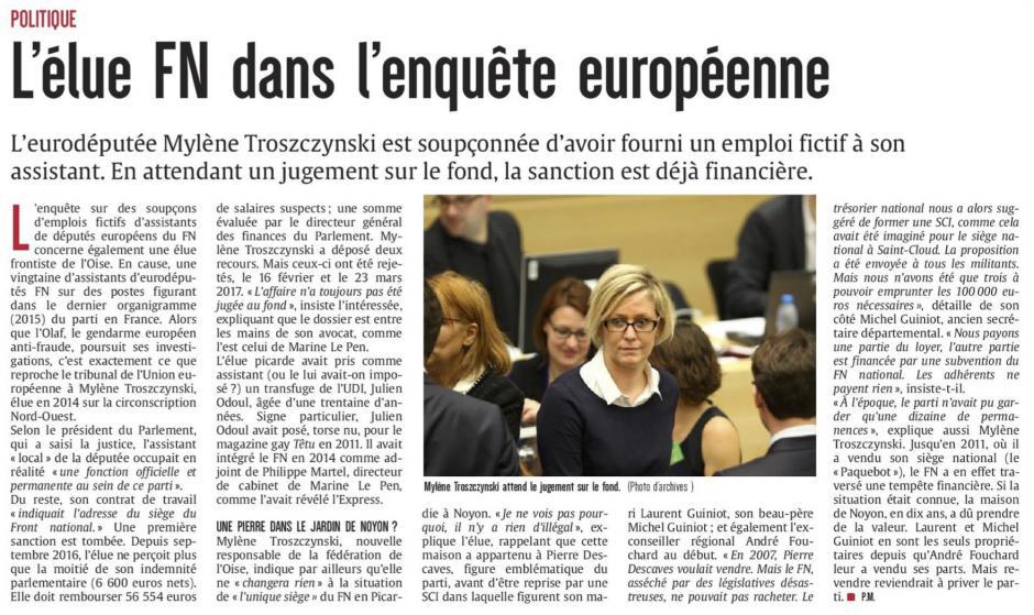 20170421-CP-Oise-L'élue FN dans l'enquête européenne