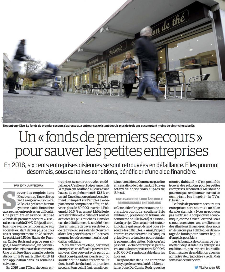 20170421-LeP-Hauts-de-France-Un « fonds de premiers secours » pour sauver les petites entreprises