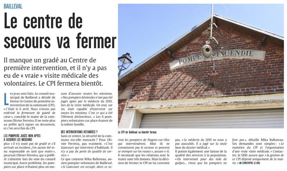 20170424-CP-Bailleval-Le centre de secours va fermer