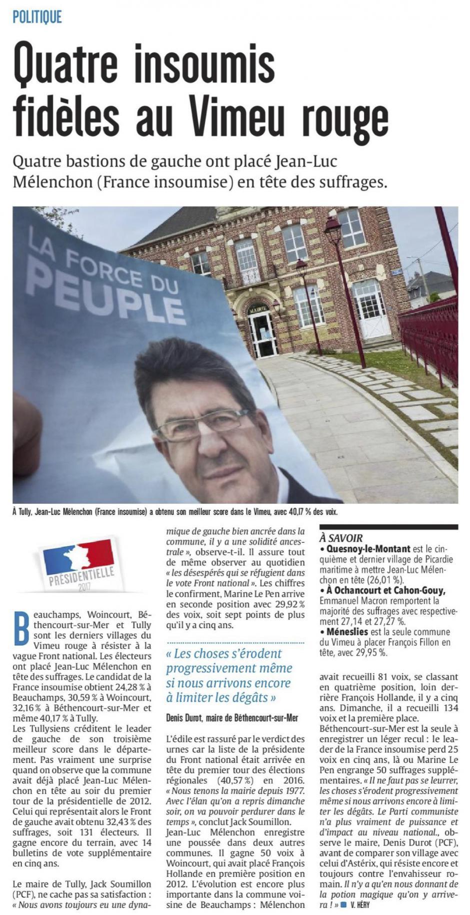 20170425-CP-Aisne-Quatre insoumis fidèles au Vimeu rouge [édition Picardie maritime]
