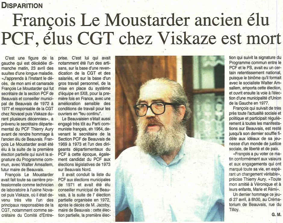 20170426-OH-Beauvais-François Le Moustarder, ancien élu PCF, élu CGT chez Viskaze est mort