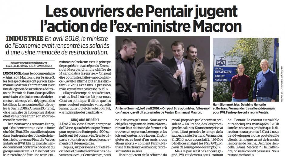 20170511-LeP-Ham-Les ouvriers de Pentair jugent l'action de l'ex-ministre Macron