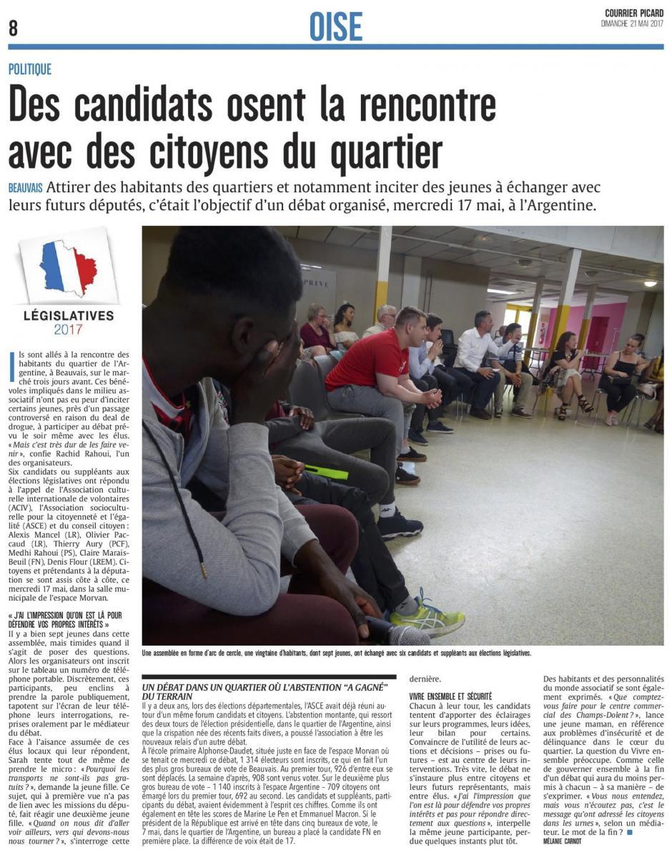 20170521-CP-Beauvais-Des candidats osent la rencontre avec des citoyens du quartier