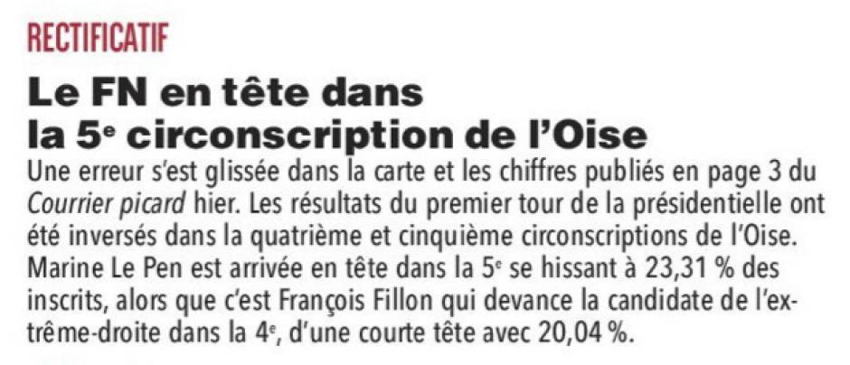 20170523-CP-Picardie-Les résultats dans les 17 circonscriptions au 1er tour de la présidentielle-Correctif