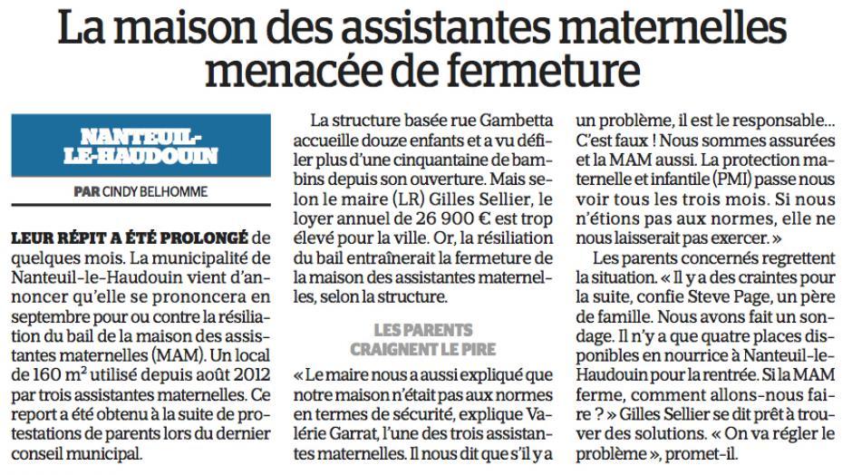 20170525-Le-Nanteuil-le-Haudouin-La maison des assistantes maternelles menacée de fermeture
