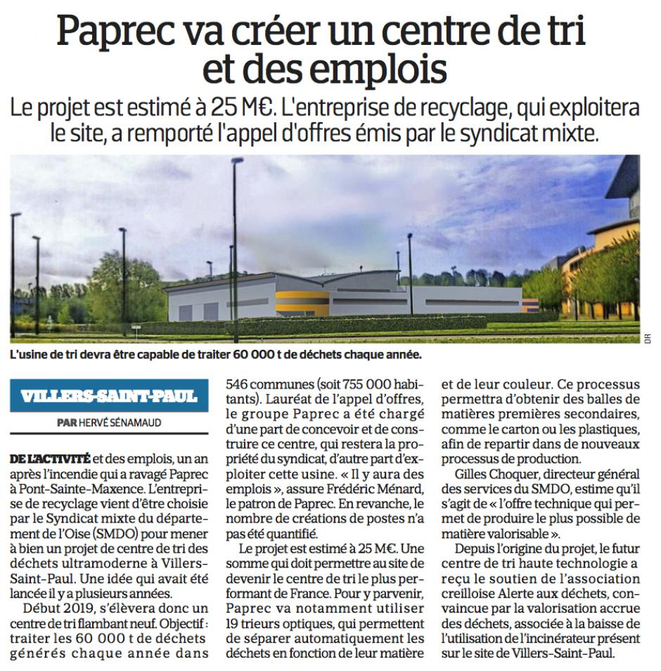 20170525-LeP-Villers-Saint-Paul-Paprec va créer un centre de tri et des emplois