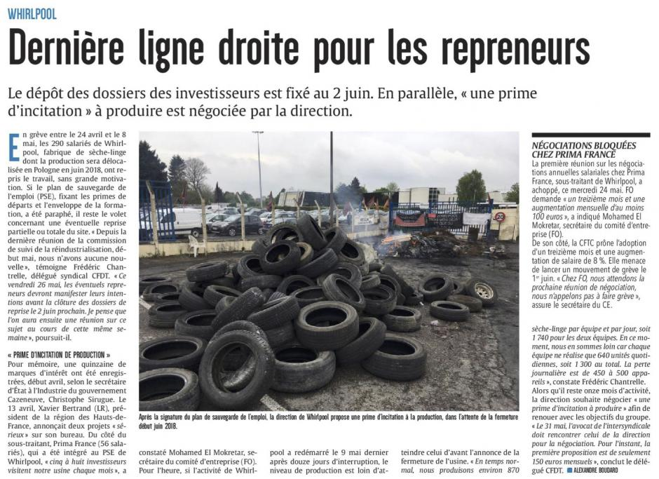 20170526-CP-Amiens-Whirlpool : dernière ligne droite pour les repreneurs [édition Amiens]