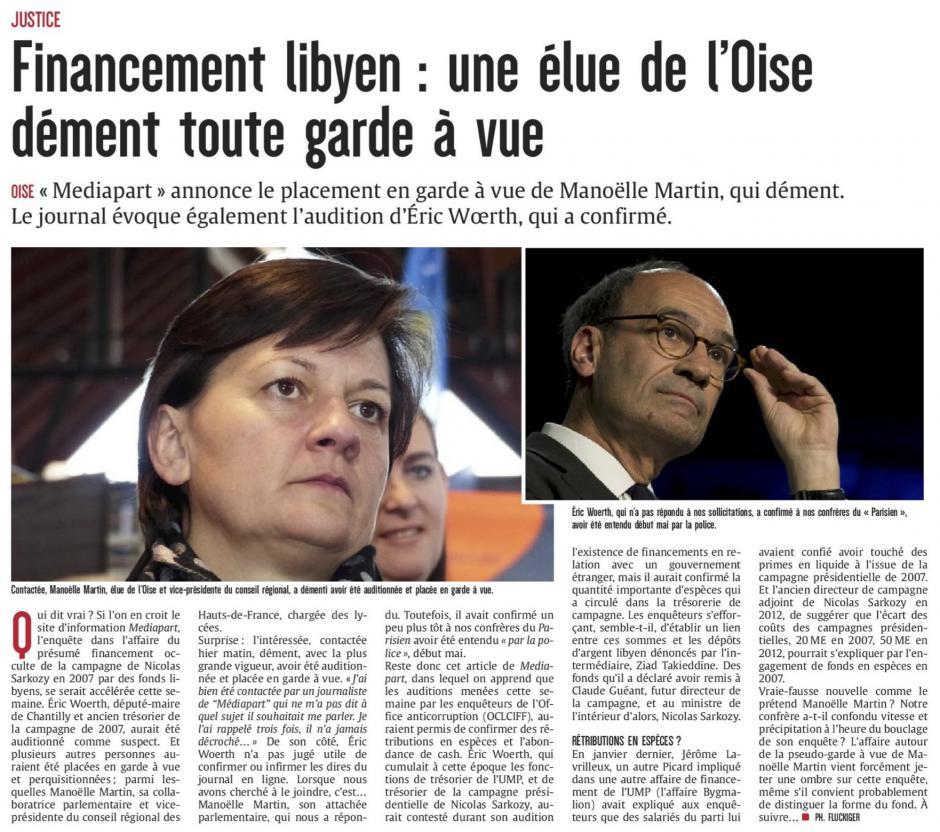 20170529-CP-France-Financement libyen : une élue de l'Oise dément toute garde à vue