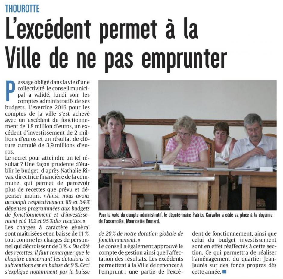 20170531-CP-Thourotte-L'excédent permet à la Ville de ne pas emprunter