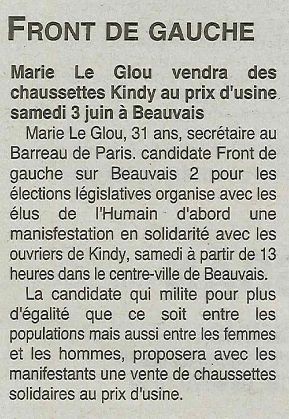 20170531-OH-L2017-2C-Marie Le Glou vendra des chaussettes Kindy au prix d'usine samedi 3 juin à Beauvais