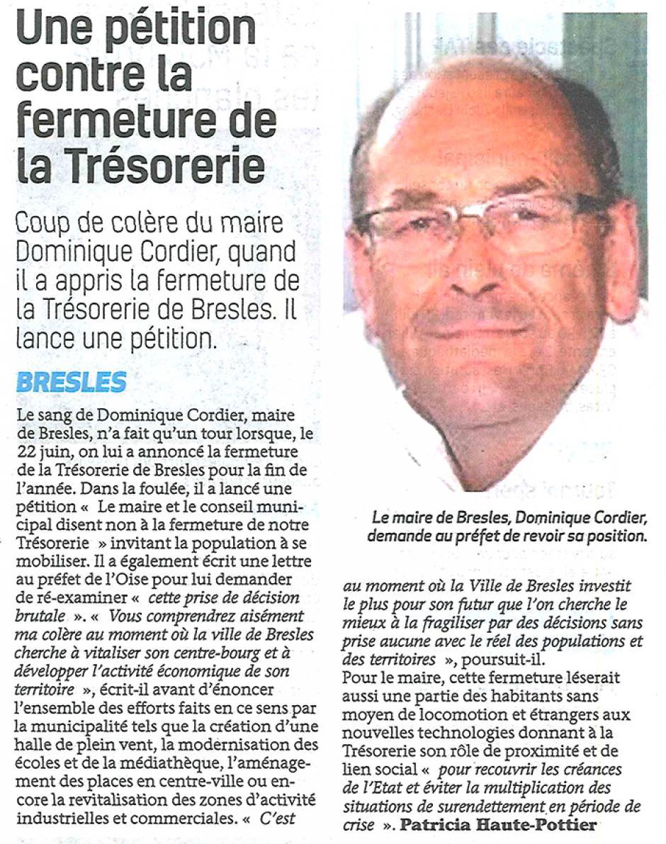 20170627-BonP-Bresles-Une pétition contre la fermeture de la trésorerie
