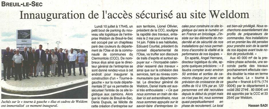 20170712-OH-Breuil-le-Sec-Inauguration de l'accès sécurisé au site Weldom