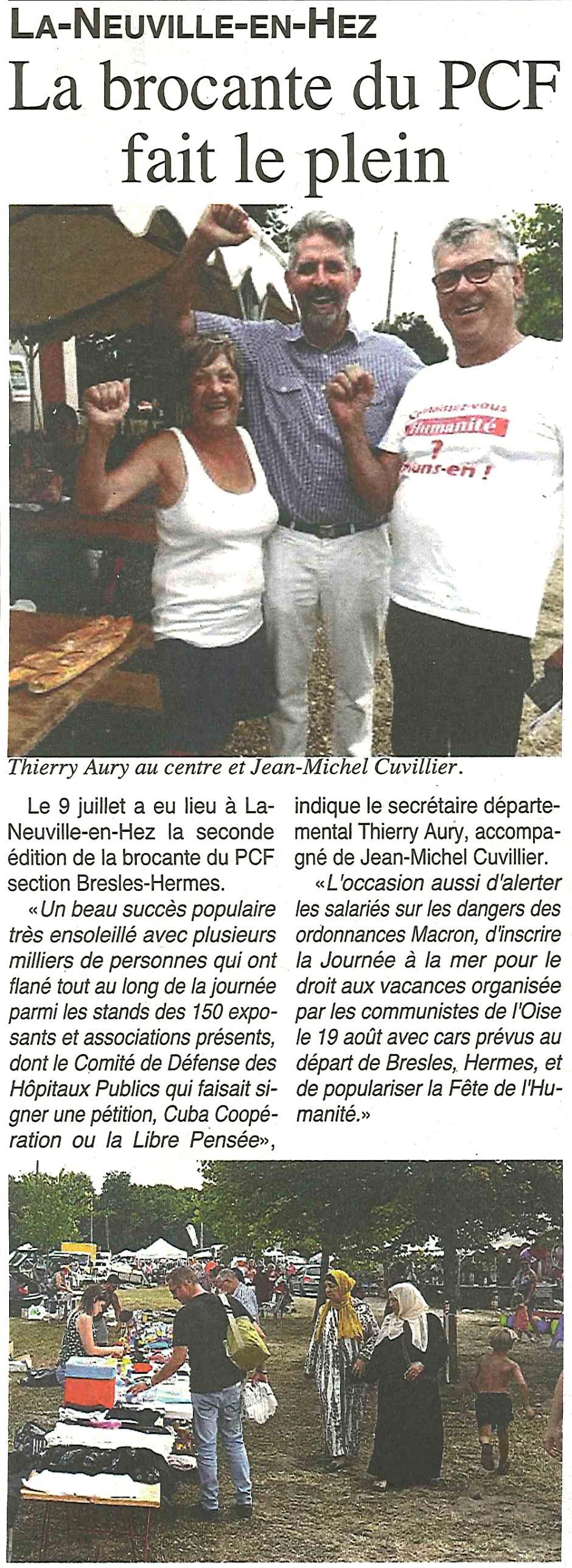 20170719-OH-La Neuville-en-Hez-La brocante du PCF fait le plein
