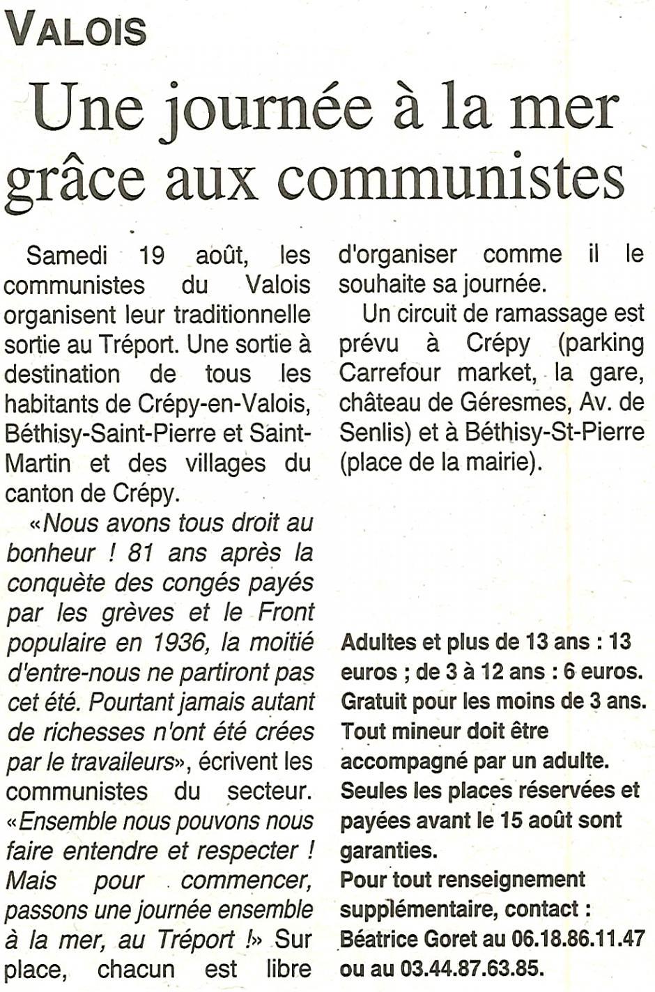 20170802-OH-Valois-Une journée à la mer grâce aux communistes