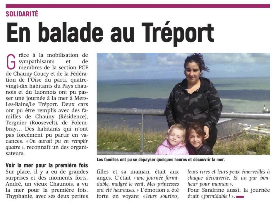 20170822-L'Aisne nouvelle-Chauny-En balade au Tréport
