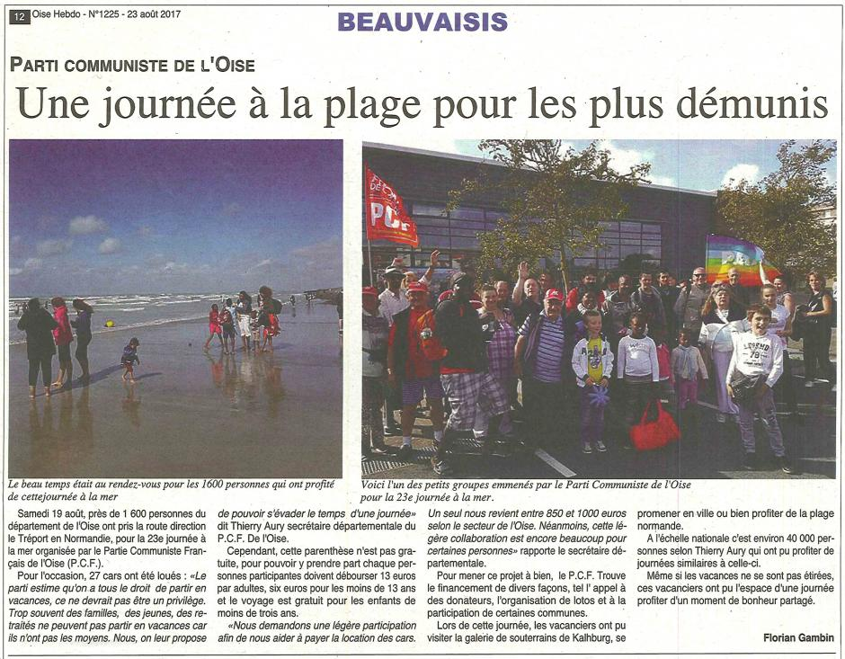 20170823-OH-Oise-Une journée à la plage pour les plus démunis avec le PCF