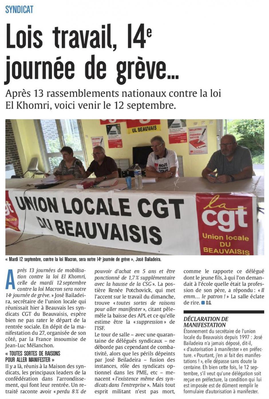 20170908-CP-Beauvais-Lois travail, 14e journée de grève…