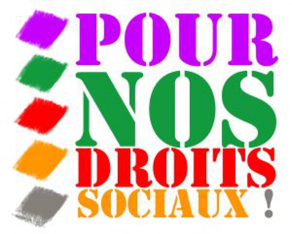 9 septembre, Paris - Grand meeting unitaire « Pour nos droits sociaux ! »