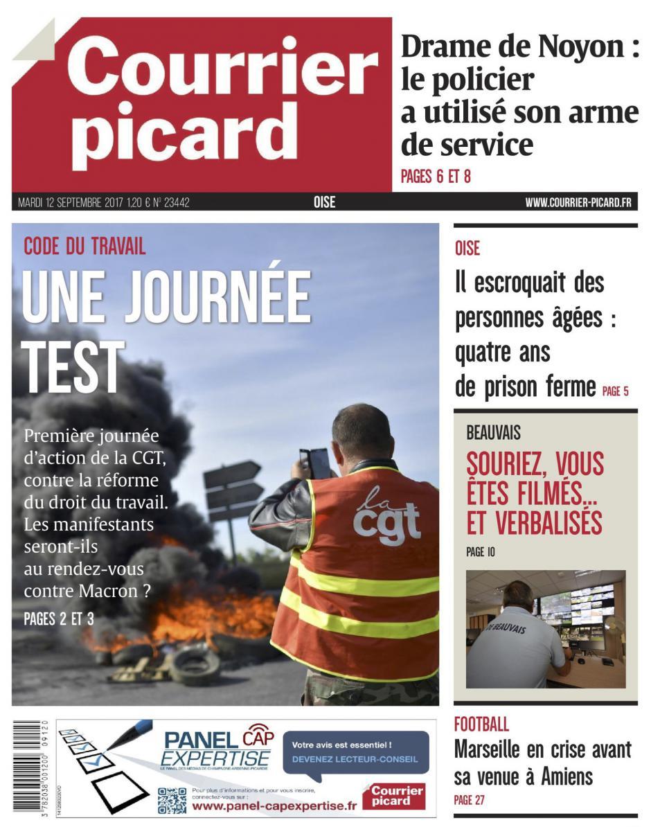 20170912-CP-Oise-La Une