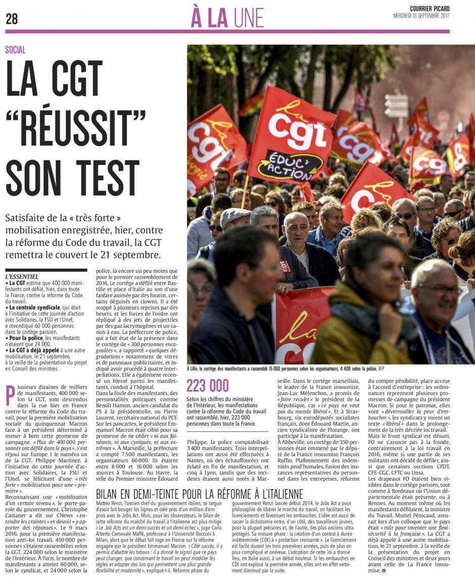 20170913-CP-France-La CGT « réussit » son test