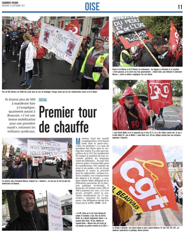 20170913-CP-Oise-Loi Travail : premier tour de chauffe