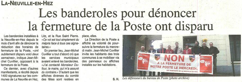 20170913-OH-La Neuville-en-Hez-Les banderoles pour dénoncer la fermeture de la Poste ont disparu