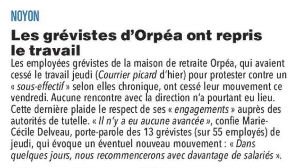 20170923-CP-Noyon-Les grévistes d'Orpéa ont repris le travail
