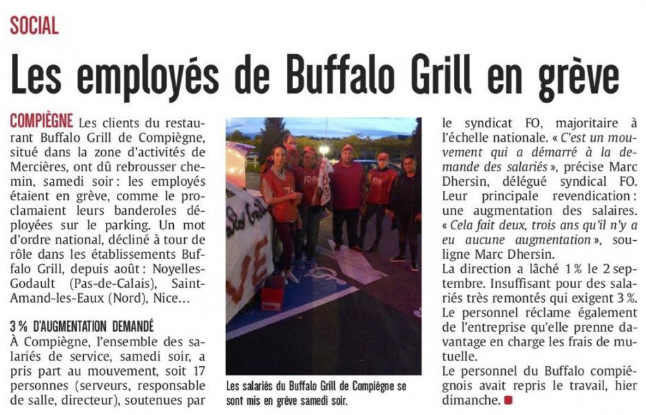 20170925-CP-Compiègne-Les employés de Buffalo Grill en grève