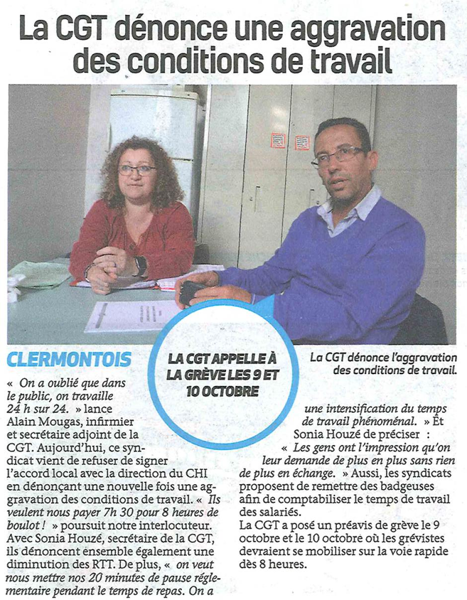 20171004-BonP-Clermontoise-La CGT dénonce une aggravation des conditions de travail