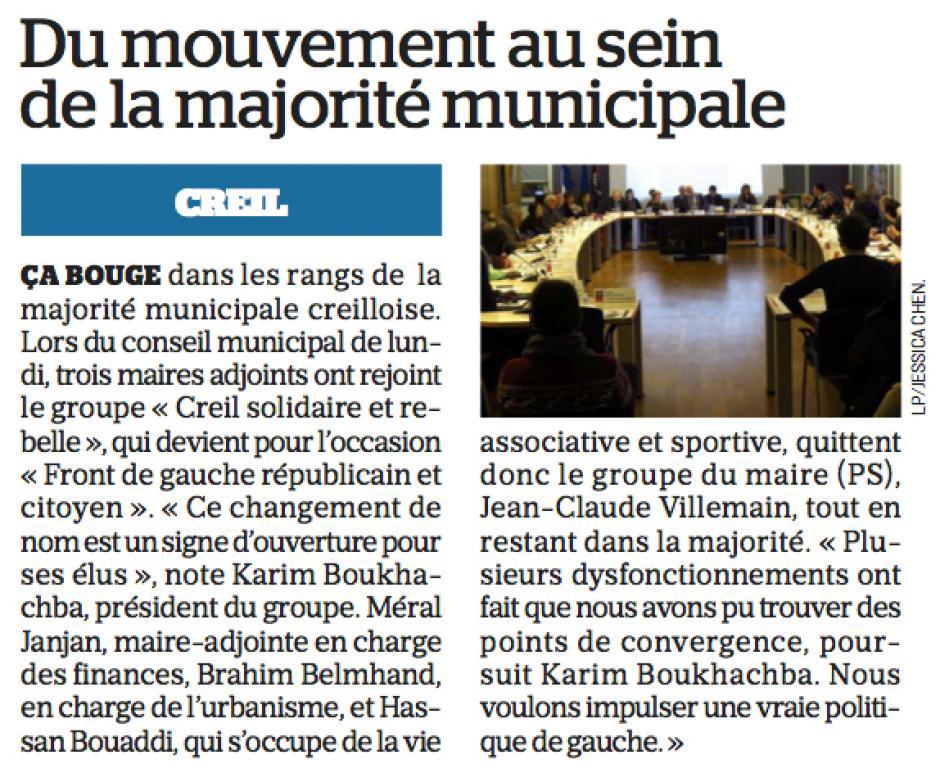 20171005-LeP-Creil-Du mouvement au sein de la majorité municipale