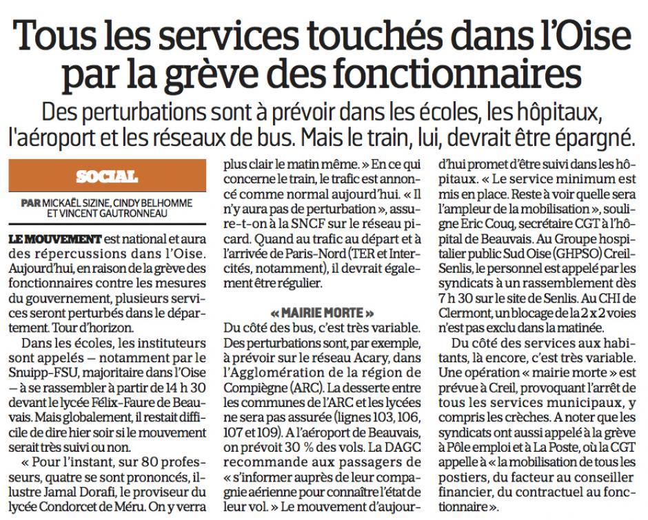 20171010-LeP-Oise-Tous les services touchés par la grève des fonctionnaires