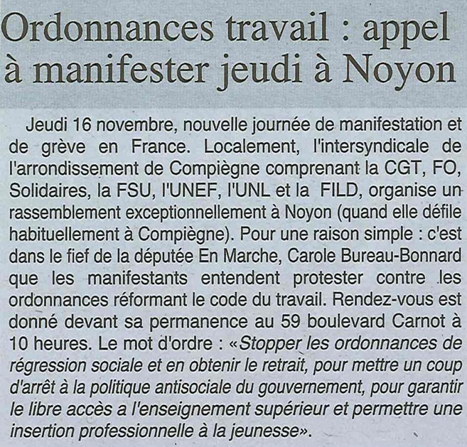 20171115-OH-Noyon-Ordonnances travail : appel à manifester jeudi à Noyon