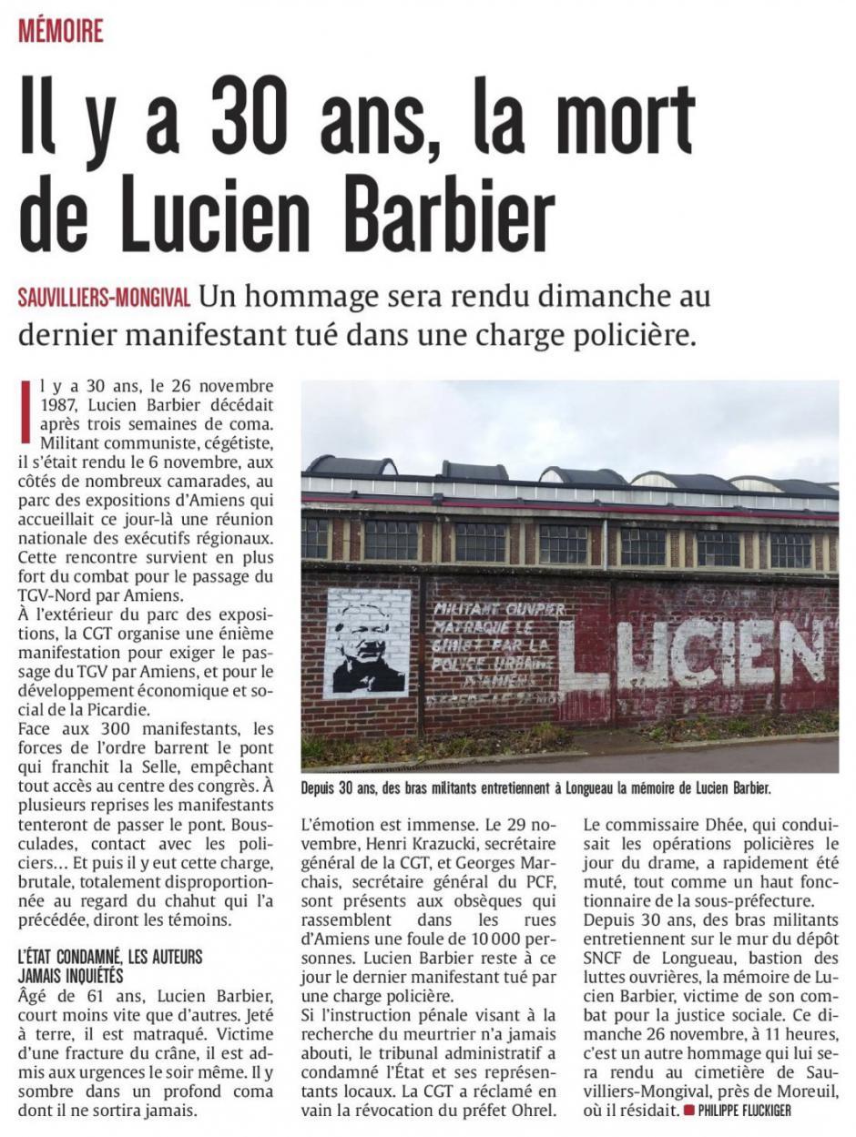 20171125-CP-Sauvilliers-Mongival-Il y a trente ans, la mort de Lucien Barbier