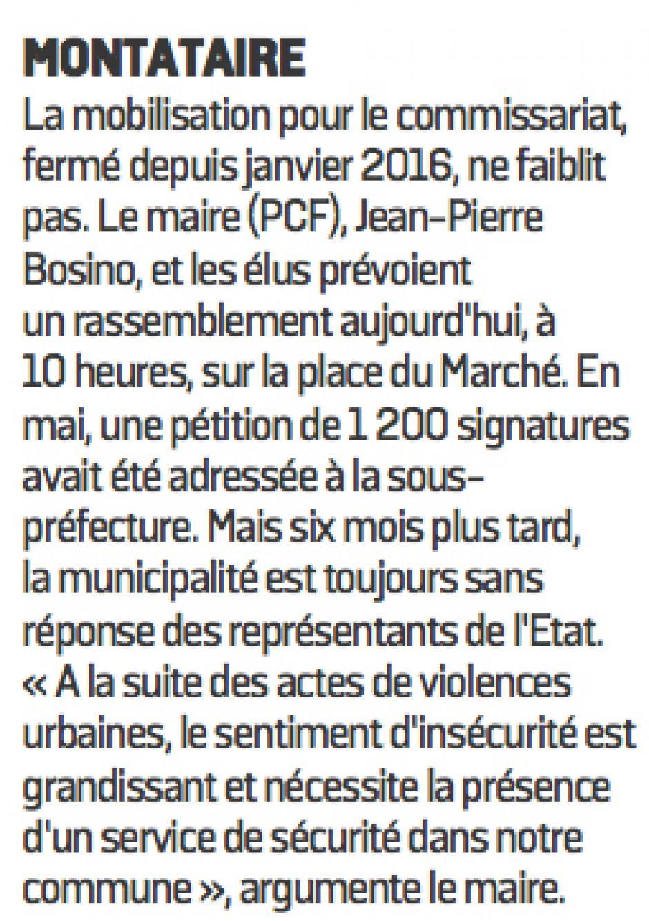 20171126-LeP-Montataire-La mobilisation pour le commissariat ne faiblit pas