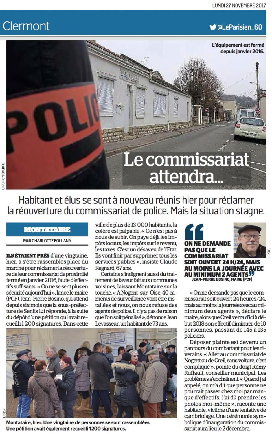 20171127-LeP-Montataire-Le commissariat attendra…