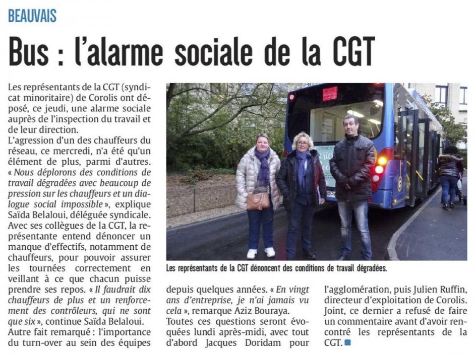 20171216-CP-Beauvais-Bus : l'alarme sociale de la CGT