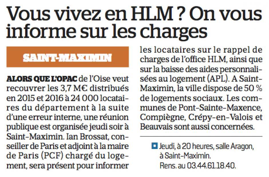 20171219-LeP-Saint-Maximin-Vous vivez en HLM ? On vous informe sur les charges